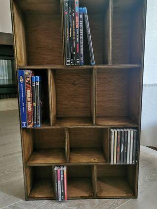 Mueble para CD's y DVD's
