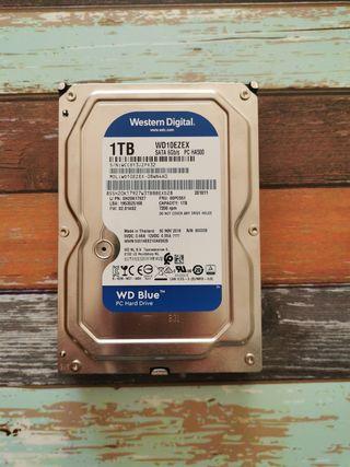 Nuevo! 1TB HDD 3.5 7200 (1000 GB)