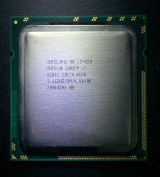 Procesador Intel i7 920