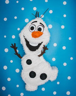 Bella piñata Olaf