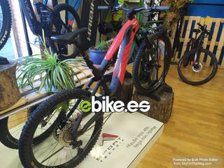 ROTWILD RX750 FS Core - bicicleta eléctrica T. M