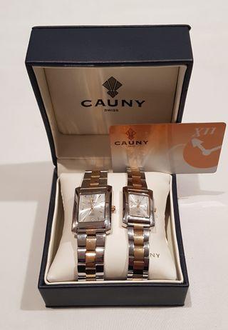 Relojes Cauny , juego