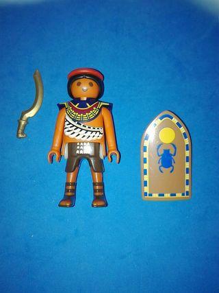 Numero 299 playmobil soldado egipcio egipto belen