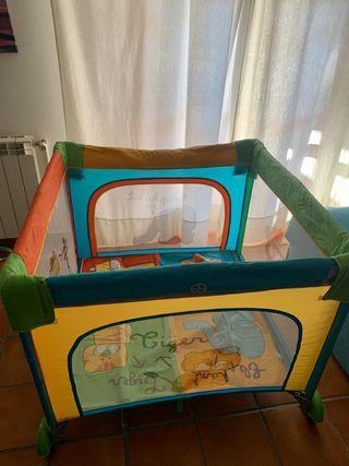 Cuna y Parque para bebé (+ REGALO)