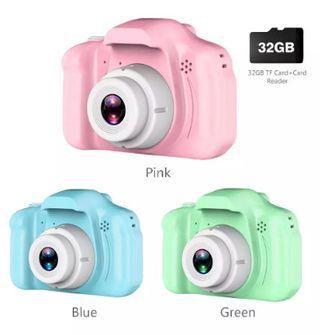 Cámara de vídeo Digital HD 1080P para niños