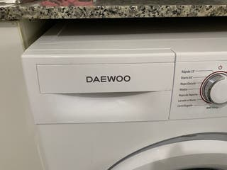 Lavadora Daewoo
