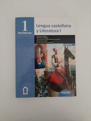 Libro de Lengua, 1 de Bachillerato