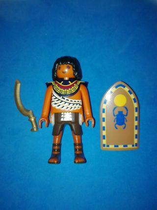 Numero 267 playmobil soldado egipcio egipto belen