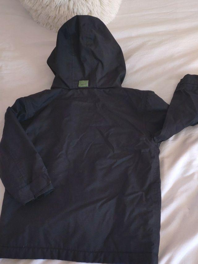chaqueta cazadora niño
