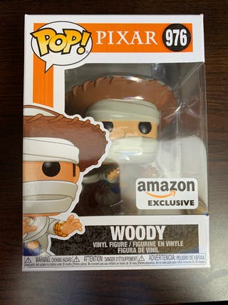 Funko POP Woody HALLOWEEN PIXAR