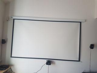 pantalla de cine electrónica plusscreen.