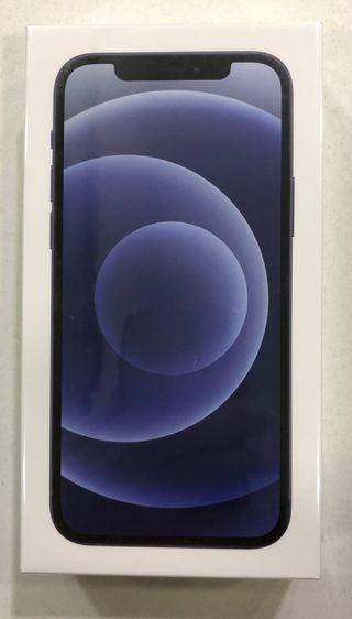 Iphone 12 de 128gbnegro a estrenar