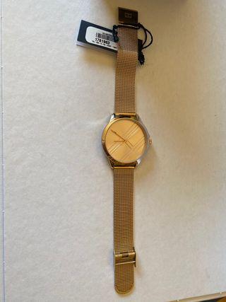 Reloj Tommy Hilfiger señora oro rosa en esfera y m