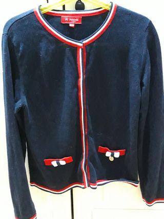 chaqueta de niña talla 9 10 años