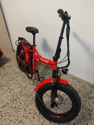 Bicicleta eléctrica Tucano Monster 20 LTD