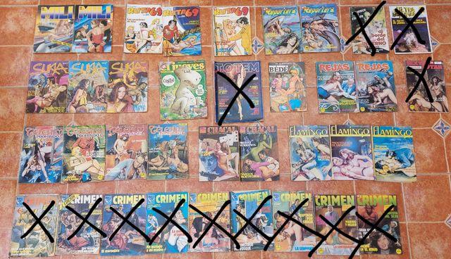 Comics Adulto