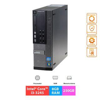 Dell Optiplex 7010 SFF - Core i3 - 8GB RAM - 250GB