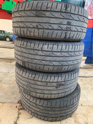Ruedas Bridgestone 235/55/17