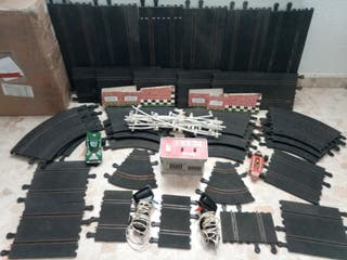 LOTE SCALEXTRIC AÑOS 70