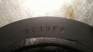 Polea cigueñal Citroen C15 año 1992