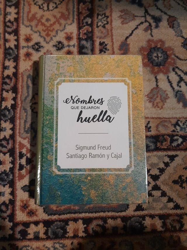 libro freud y Ramón y cajal