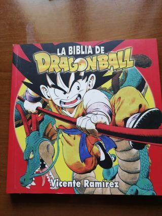 La Biblia de Dragon Ball.