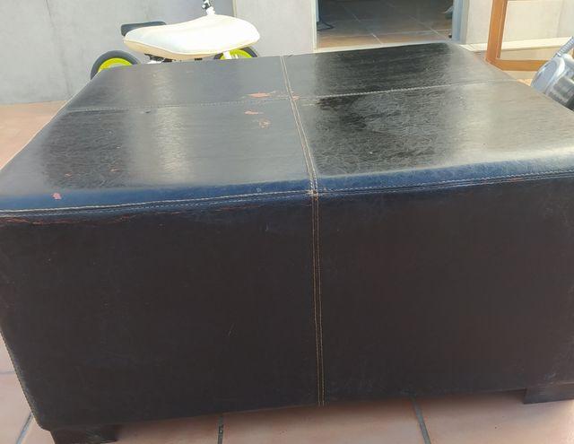 mesa centro puff
