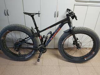 Fat bike trek Farley 5