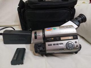 Vídeo cámara Sony Hi8