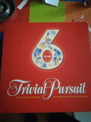 trivial pursuit vol. 6 english version