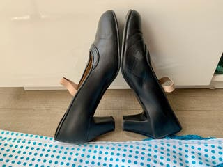 Zapatos de baile flamenco con clavos !