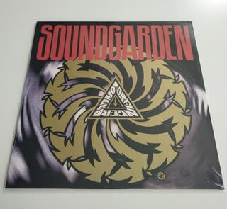 Disco vinilo Soundgarden - Badmotorfinger