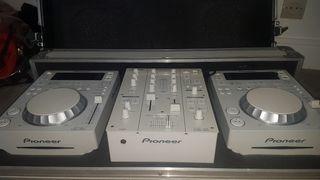 DJM-350 + 2 CDJ-350