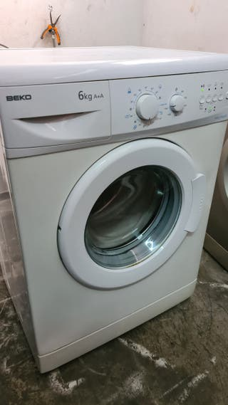 lavadora edesa 6 kg