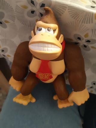 Figura Donkey Kong - Colección Mario Bros