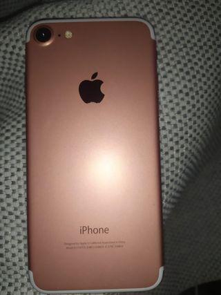 iPhone 7 en rosa 32 g