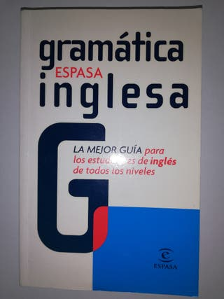 Libro - Gramàtica Inglesa Espasa