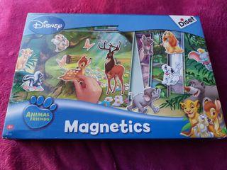 Disney magnetics animal friends DISET
