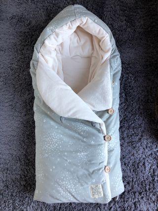 Saco polar bebe grupo 0