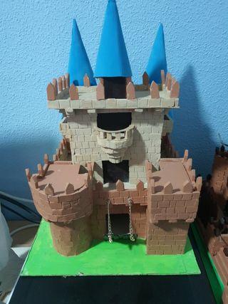 Escultura castillo