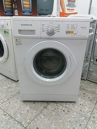 lavadora con garantía + entrega