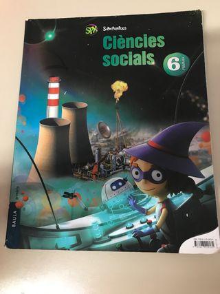 Libro ciencias sociales BAULA