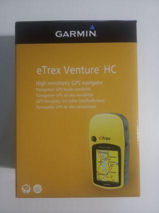 GPS Garmin eTrex Venture HC