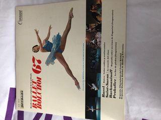 Vinilo Ballet