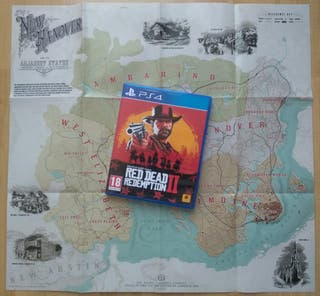 PS4 - Red Dead Redemption II