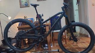 Bicicleta Trek Fuel EX 8 2019 Mejorada