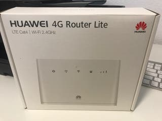 Huawei 4g Router Lite LTE wi-fi 2,4 GHz