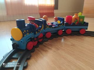 Tren de Playmobil