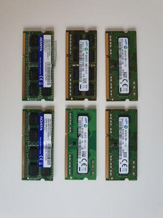 MEMORIA RAM SODIMM 4GB DDR3