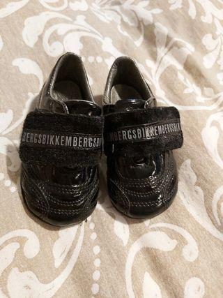 zapatillas bikkembergs talla 17